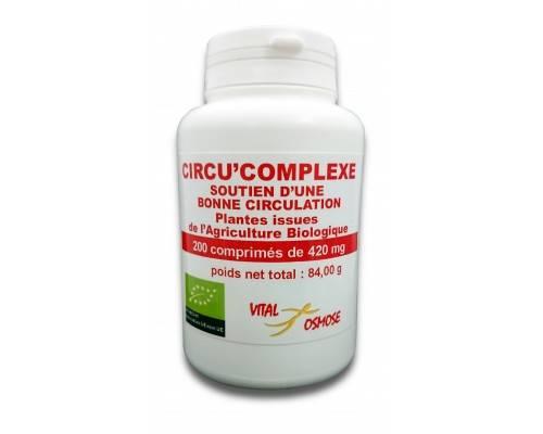 Fumeterre biologique 200 mg