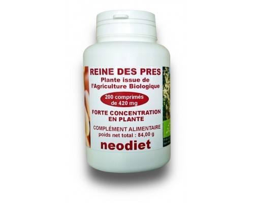 Ginkgo biloba biologique 250 mg